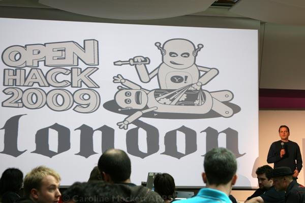 Open Hack London