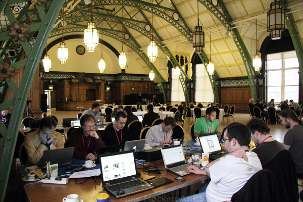 Hacking in the Great Hall