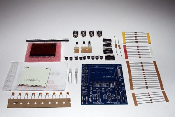 CAS5 Kit of Parts