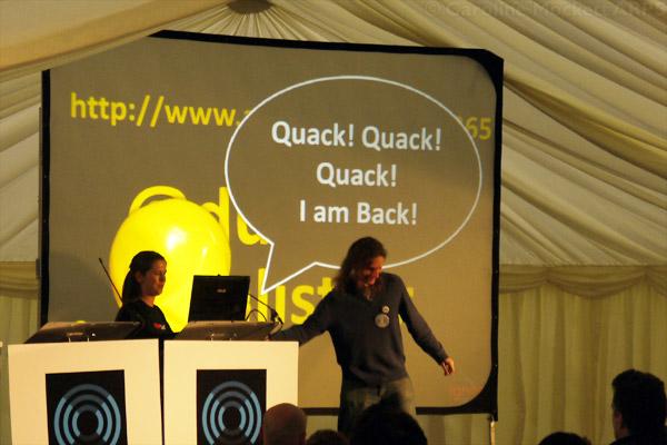 Quack! Quack! Guess Who's Back!