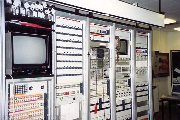 TC2 VAR Monitoring & Routing Bays
