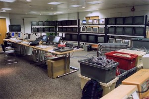 Southern UK Hub, TVC Basement