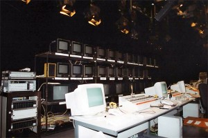 Europe/Overseas Hub Temporary Monitor Stack, TVC TC4