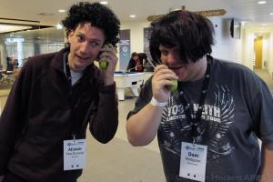 Fake Hair & Fake Radios