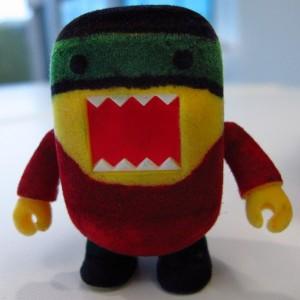 Masked Robin Superhero by Michael